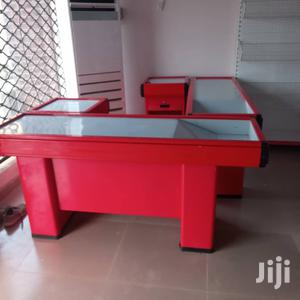 1.8 Metres Length(5 Feets) Cashier Desk/Checkout Counter | Store Equipment for sale in Lagos State, Ikorodu