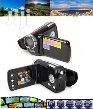 1.8 Inch LCD Cyber-Cam Mini Dv Camcorder 12mp | Photo & Video Cameras for sale in Lagos State, Ikeja