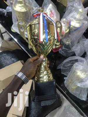 Gold Trophy | Arts & Crafts for sale in Lagos State, Surulere