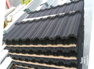 Gerard Plain Black Classic Stone Coated Roof Tiles | Building Materials for sale in Lagos State, Yaba