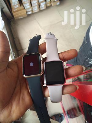 Uk Used Apple Iwatch Series 2 For Sales   Smart Watches & Trackers for sale in Lagos State, Ikeja