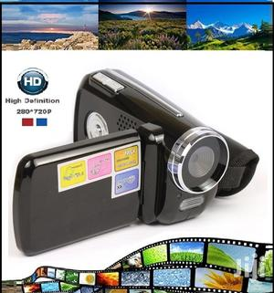 Mini Hdvc8 High Definition 12mp Digital Video Camcorder Dvr | Photo & Video Cameras for sale in Lagos State, Ikeja