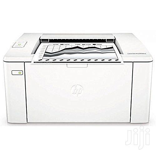 Archive: HP Laserjet Pro Mfp M102a Print Black & White