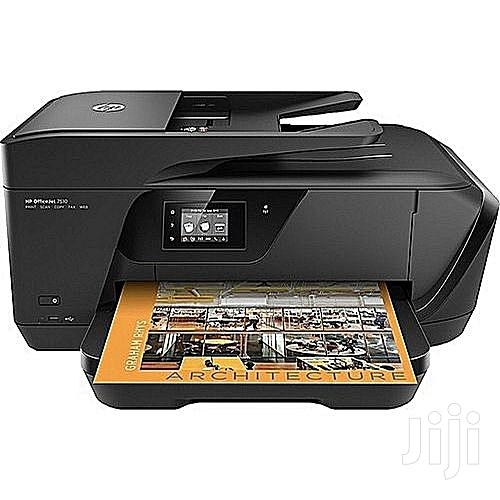 Archive: HP Officejet 7510 Wide Format All-in-one Color Business Printer