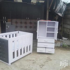Baby Wardrobe & Baby Cort | Children's Furniture for sale in Lagos State, Lekki
