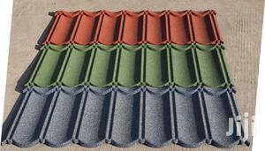 Gerard Roman Stone Coated Roofing Tiles Available Water Gutter | Building Materials for sale in Lagos State, Ibeju