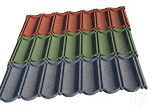 New Zealand Roman Stone Coated Roofing Tiles Water Gutter | Building Materials for sale in Lagos State, Ajah