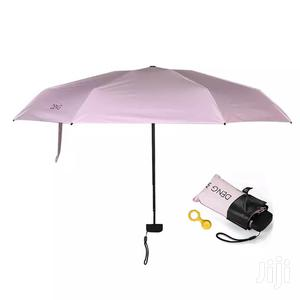Waterproof UPF 50+ UV Protection Umbrella With Black UVA Coating | Clothing Accessories for sale in Lagos State, Lagos Island (Eko)