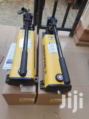P802 Enerpac Hydraulic Pump | Manufacturing Equipment for sale in Lagos State, Ojo