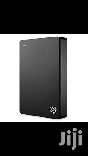 Seagate Portable 4TB External Hard Drive HDD – USB 3.0 | Computer Hardware for sale in Lagos State, Ikeja