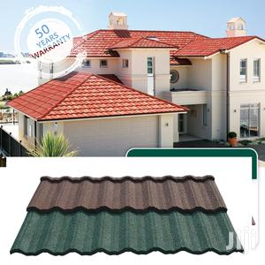 New Zealand Quality Milano Stone Coated Roofing Tiles | Building Materials for sale in Lagos State, Ipaja