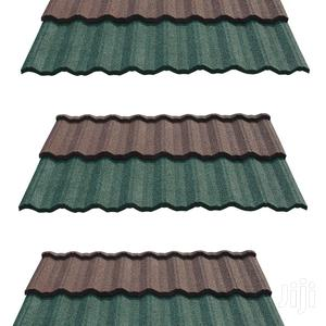 New Zealand Stone Coated Roofing Sheets Water Gutter | Building Materials for sale in Lagos State, Isolo