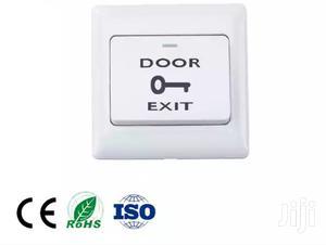 Access Controller Door Release Push Plastic Exit Button | Doors for sale in Lagos State, Ikeja