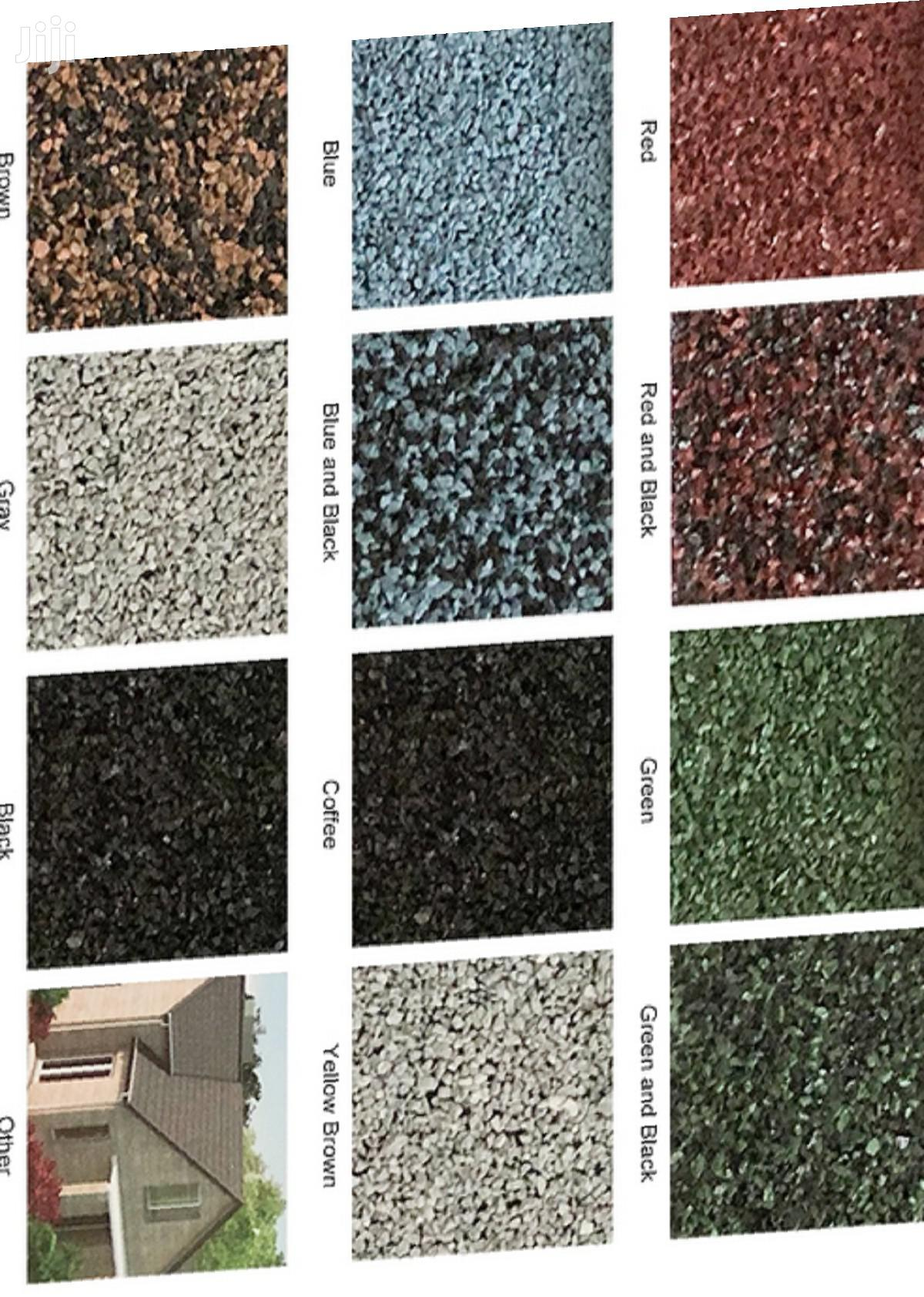 New Zealand Roman Stone Coated Roofing Tiles
