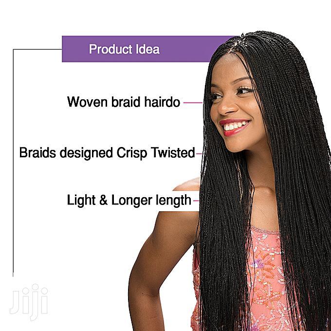 Beautiful Black One Million Braid 2 Packs - | Hair Beauty for sale in Ikoyi, Lagos State, Nigeria