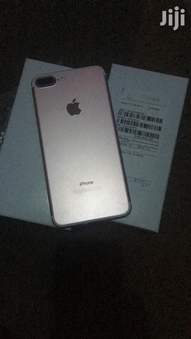 Apple iPhone 7 Plus 256 GB Gold   Mobile Phones for sale in Ibadan, Oyo State, Nigeria