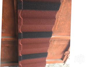 Red And Black Milano Roman Stone Coated Roofing Tiles Tilcor   Building Materials for sale in Lagos State, Ajah