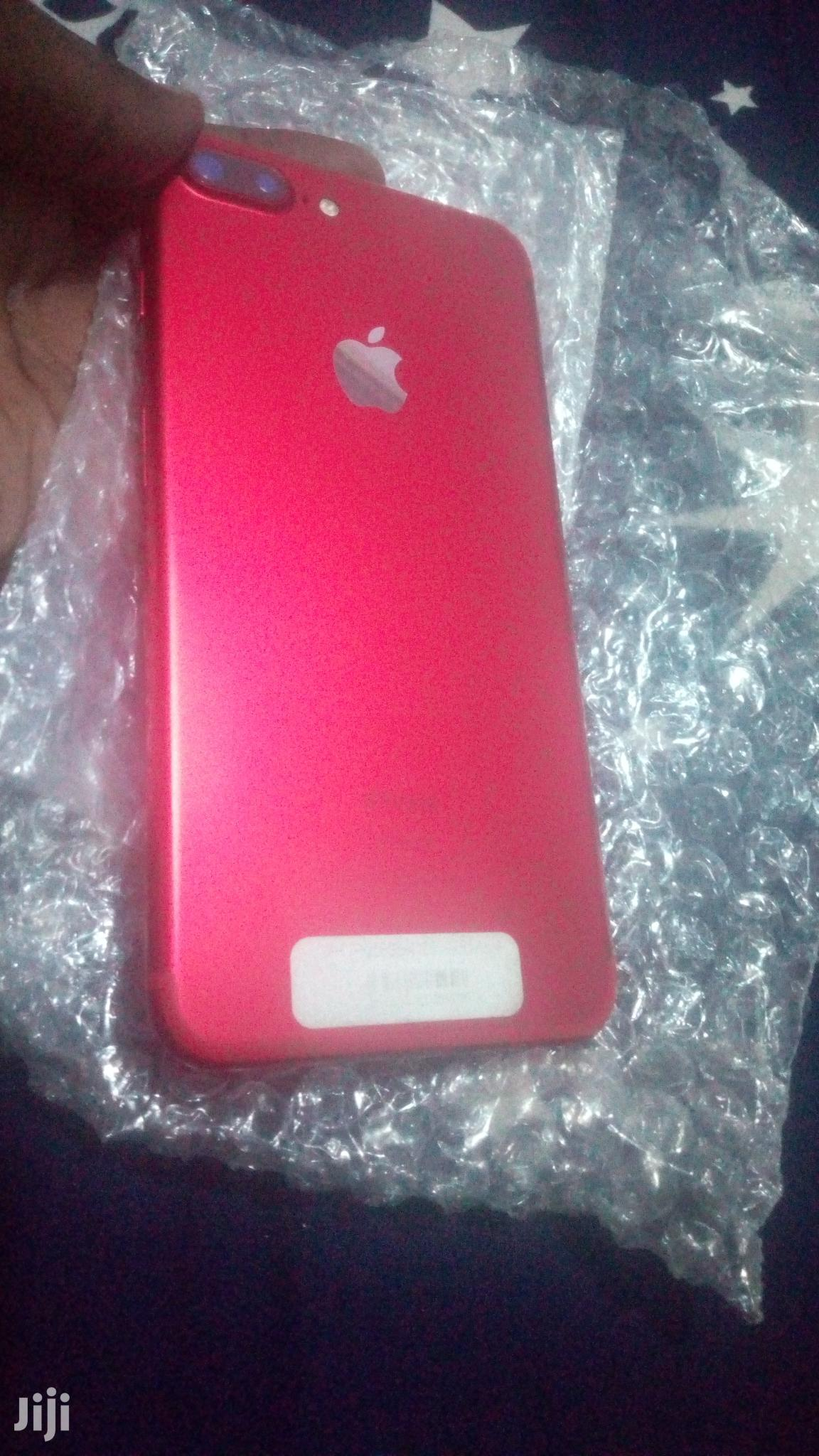 Apple iPhone 7 Plus 32 GB Red | Mobile Phones for sale in Osogbo, Osun State, Nigeria