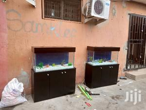 Ready Built Aquarium Fish Tank | Fish for sale in Lagos State, Ikorodu