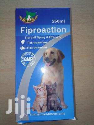 Tick And Flea Spray 250ml | Pet's Accessories for sale in Lagos State, Agege