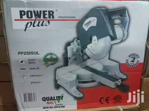 """Mitre Saw Machine 10"""" Heavy Duty Power Plus   Hand Tools for sale in Lagos State, Ikeja"""