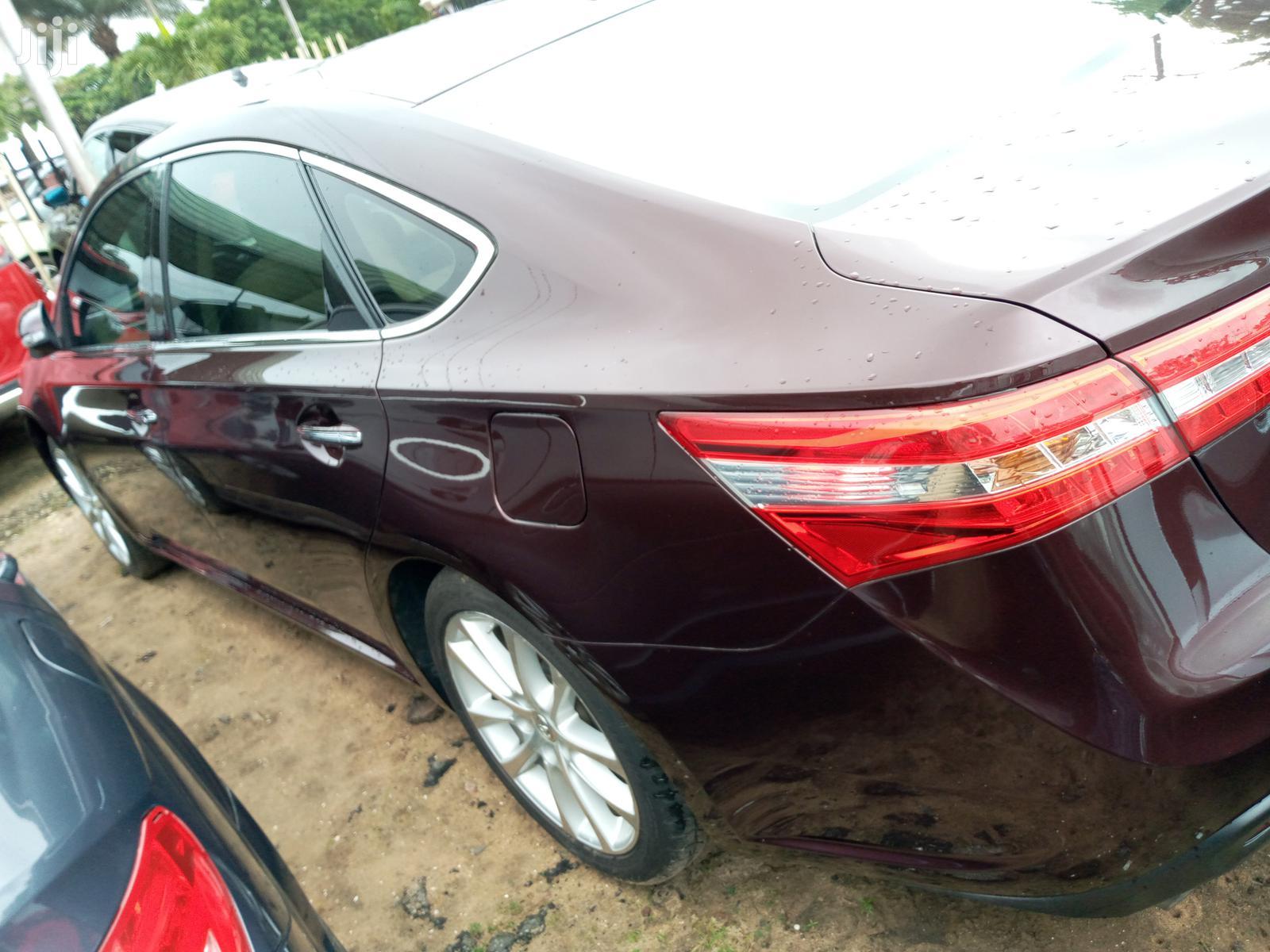 Toyota Avalon 2013 Brown | Cars for sale in Amuwo-Odofin, Lagos State, Nigeria