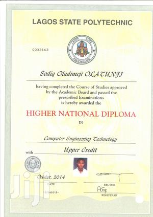 System Administrator SAP Expert | Computing & IT CVs for sale in Ogun State, Ado-Odo/Ota