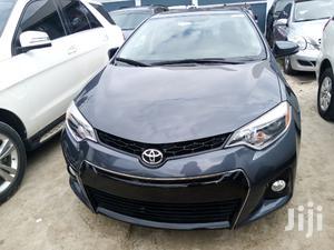 Toyota Corolla 2014 Gray   Cars for sale in Lagos State, Amuwo-Odofin