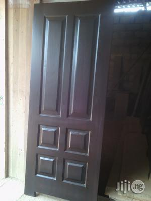 6 Pannel Wooden Door | Doors for sale in Oyo State, Ibadan