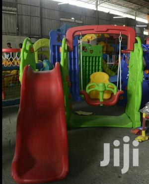 3 in 1 Children Swing, Slide and Basketball | Toys for sale in Lagos State, Ikeja