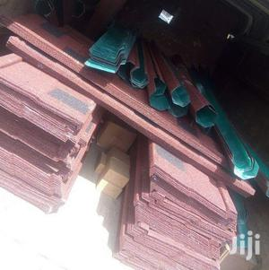 Durable Bond Waji Nig Ltd Metro Tile Stone Coated Roof & Water Gutter | Building Materials for sale in Lagos State, Ibeju