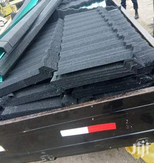 Durable Roman Waji Ltd Metro Tile Stone Coated Roof & Water Gutter | Building Materials for sale in Lagos State, Ibeju