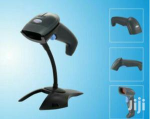 Automatic Handheld Barcode Scanner With Stand | Store Equipment for sale in Lagos State, Ikeja