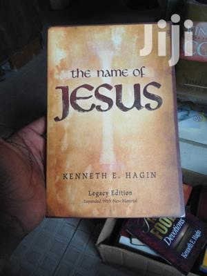 The Name Of Jesus | Books & Games for sale in Lagos State, Shomolu