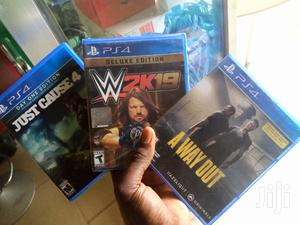 Wwe2k19 Just Cause 4 | Video Games for sale in Oyo State, Ibadan