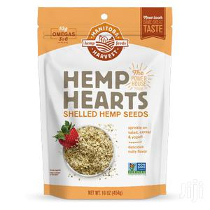 Hemp Heart Seeds 1 Lb (454g)   Vitamins & Supplements for sale in Lagos State