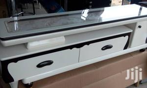 Extendable Marble Tv Stand | Furniture for sale in Lagos State, Ikeja