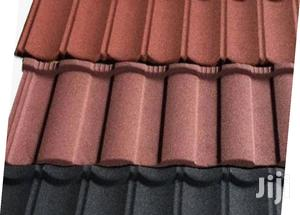 Black And White Roman Gerard New Zealand Stone Coated Roof | Building Materials for sale in Lagos State, Ajah
