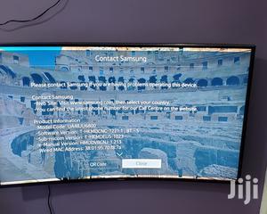 "48"" Samsung Curved Smart Uhd Ultra Light Definition 4K TV   TV & DVD Equipment for sale in Lagos State, Ojo"