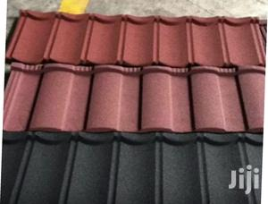 Shingle Gerard Gerrad Stone Coated Roof & Water Connector   Building Materials for sale in Lagos State, Amuwo-Odofin