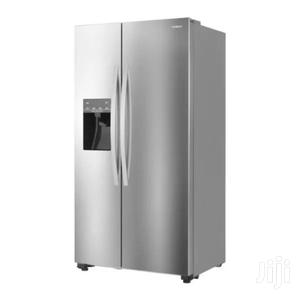 Kenwood Ksbsdix16 American Style Fridge Freezer Frost Free A+ | Kitchen Appliances for sale in Lagos State, Ojo