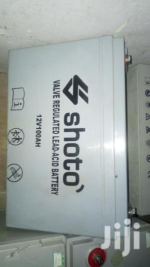 Tokunbo Shoto 100AH Inverter Battery Or Batteries Lagos   Electrical Equipment for sale in Lagos State