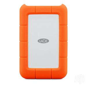Lacie Rugged Thunderbolt 2tb and USB 3.0 Portable Hard Drive | Computer Hardware for sale in Lagos State, Ikeja