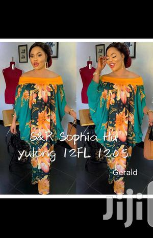 New Floral Maxi Dress   Clothing for sale in Lagos State, Ikeja