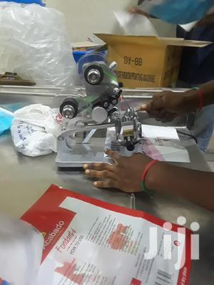 Batch Date Coding Machine | Manufacturing Equipment for sale in Lagos State