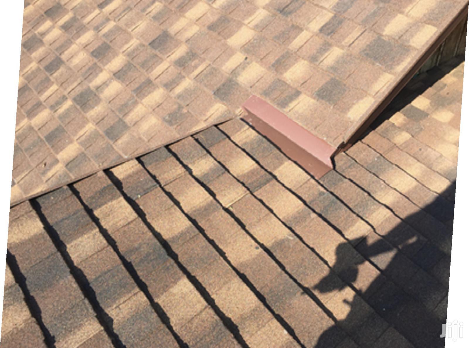 Original Roman Shingle New Zealand Stone Coated Roof (Gerard)
