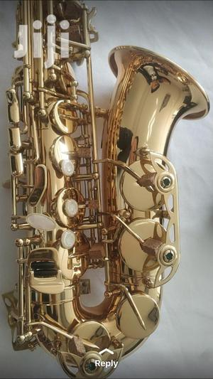 Gold Alto Saxophone | Musical Instruments & Gear for sale in Lagos State, Ojo
