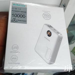Romoss O M 10 Power Bank 10000mah   Accessories for Mobile Phones & Tablets for sale in Lagos State, Ikeja