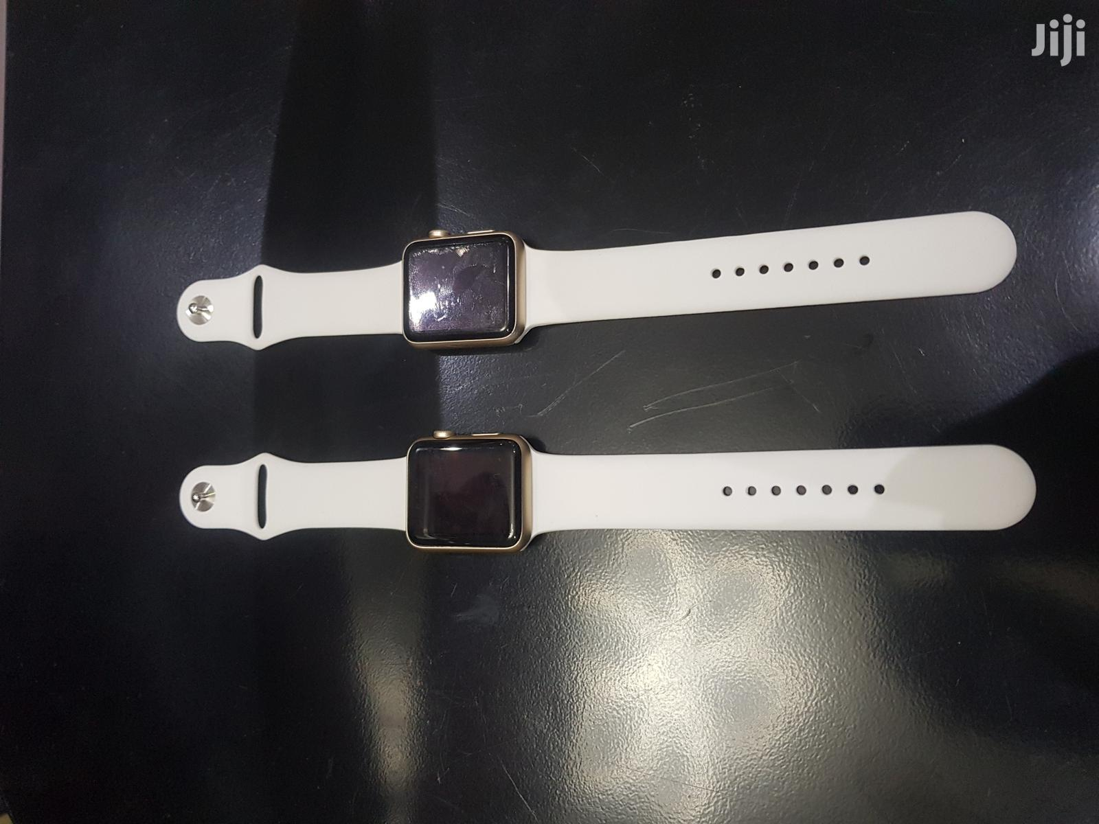 Clean American Used Iwatch Series 1 42mm Available   Smart Watches & Trackers for sale in Ibadan, Oyo State, Nigeria
