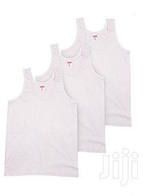 Children Singlet (Girls) - 6 Pieces   Children's Clothing for sale in Lagos State, Lagos Island (Eko)